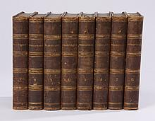 Set of (8) Works of Shakespeare in French