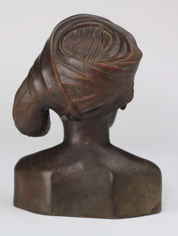 Ebony Bust 17