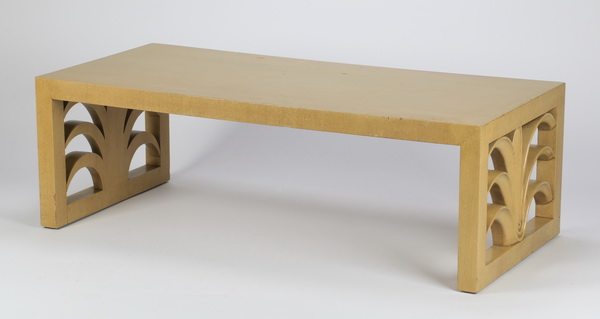 Robsjohn-Gibbings cocktail table, 1940, 48