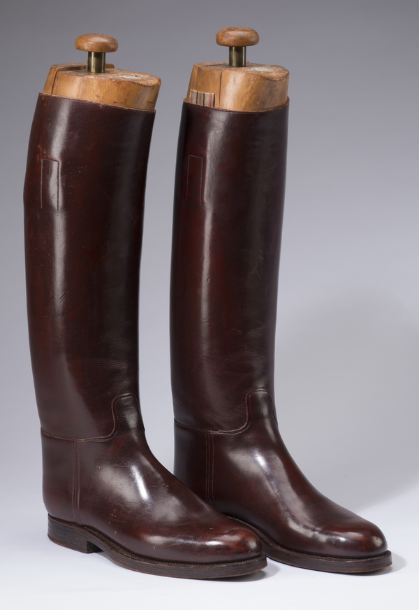 Roberts of London vintage leather riding boots