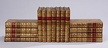 Set of (15) early 20th c. French books