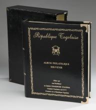 1970's Republic of Togo philatelic collection album