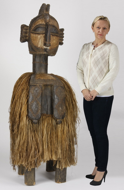 Nimba headress, Baga, Republic of Guinea, 70