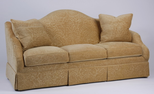 Custom designed three seat sofa, 79
