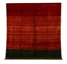 Tibetan hand knotted wool rug, 8 x 10
