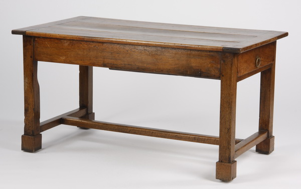18th c. French farm table, 56