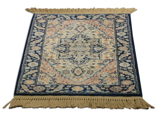 Sino-Tabriz area rug, 4' x 2'