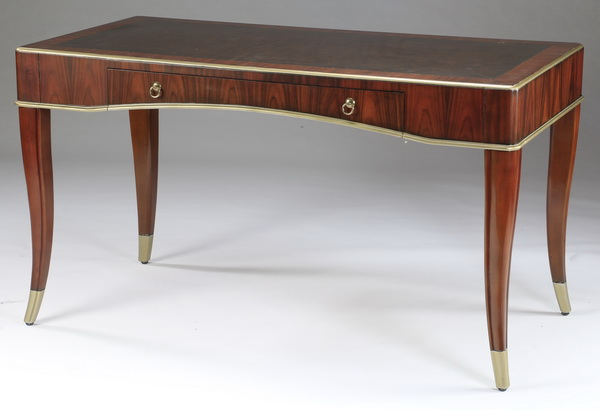 Art Deco inspired desk by Thomasville, 54