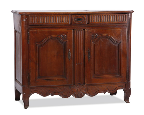 19th c. French Provincial buffet