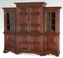 Federal style mahogany cabinet, 98