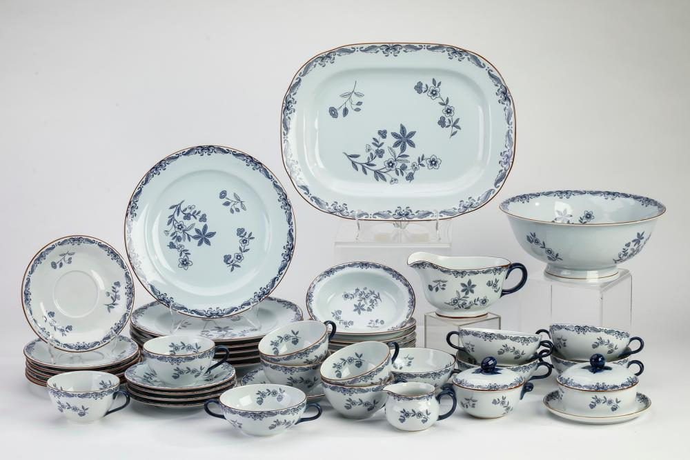 (42 pcs) Rorstrand 'East Indies' table service for 6