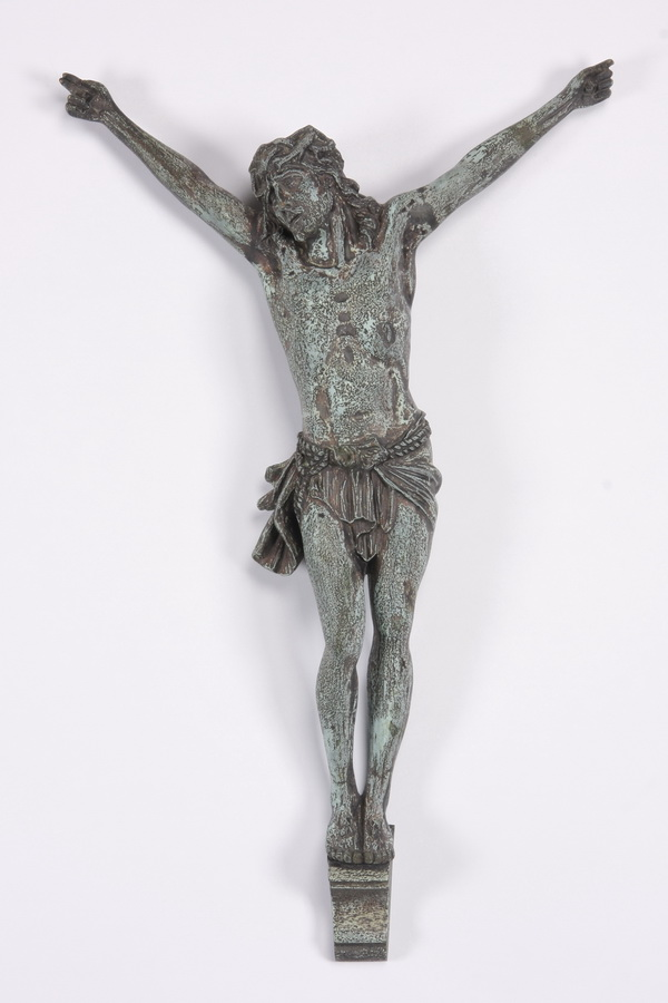 Bronze sculpture of Christ, 31