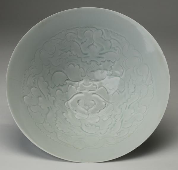 Chinese celadon glaze Yue ware bowl