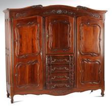 European Armoires for Sale at Online Auction | Buy Rare European ...