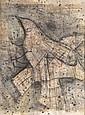 Etie van Rees, An ink drawing on paper depicting