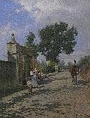 Brandt, Fritz (1853 Berlin - 1905 Nettuno/Rom)