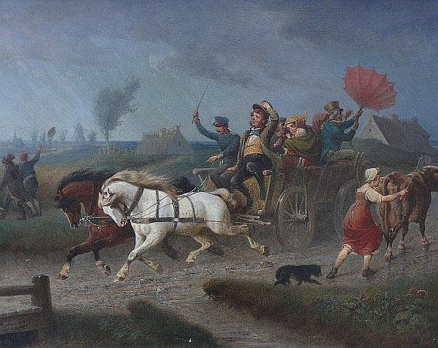 Loeschin, Hermann (Königsberg - 1872)