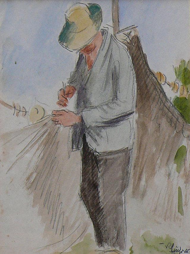 Einhart, Karl (1884 Konstanz - 1967 Freiburg)