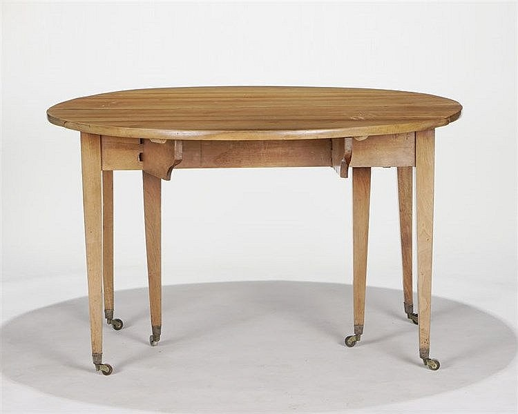 Table de salle manger n oclassique suisse for Table salle a manger retractable