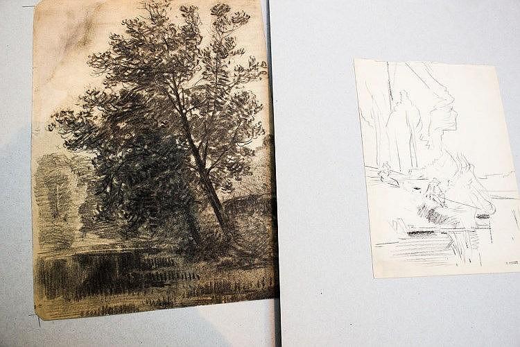 Rodolph Piguet (1840-1915)    6 études, mi