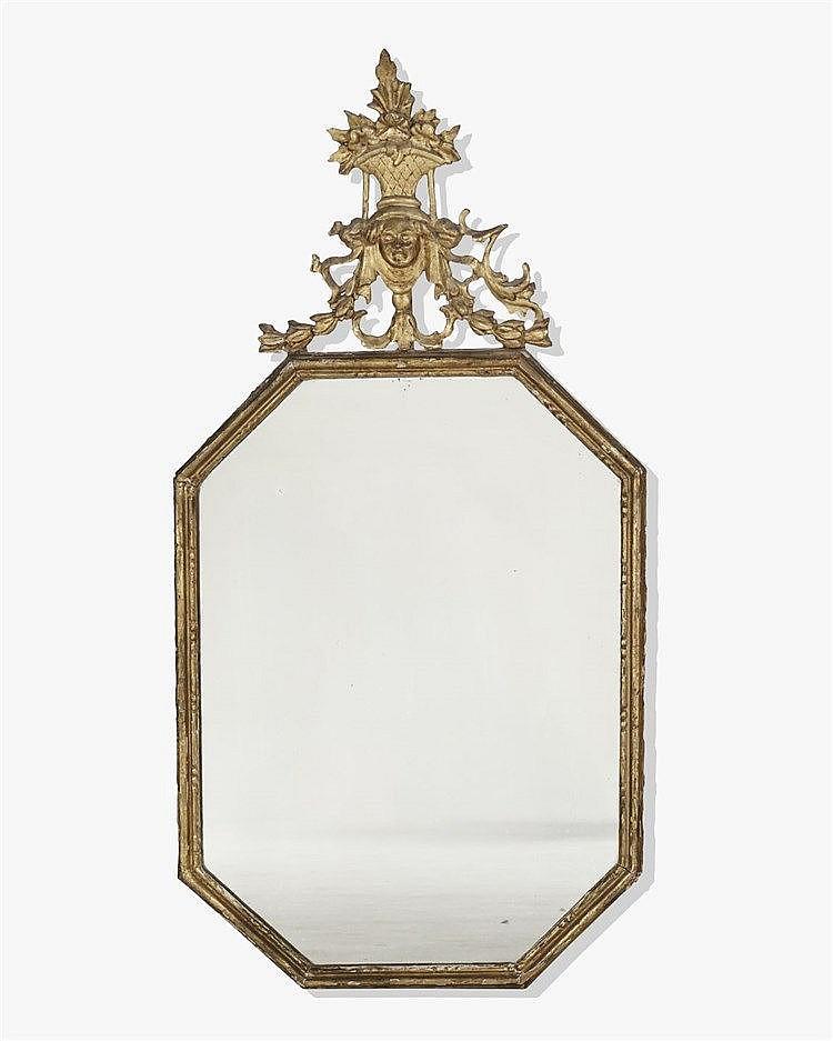 Miroir octogonal italie xviiie s for Miroir octogonal
