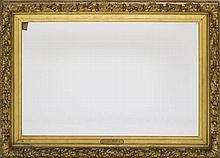 Cadre du tableau de Ferdinand Hodler, Le sentier des Saules, (ancienne collection Barthélémy Menn)