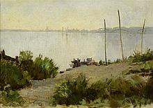 Attribué à François Bocion (1828-1890)