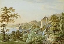 Christian Gottlieb Steinlen (1779-1847) dit Théophile