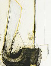 Rolph Iseli (1934)  Lange Fünfe, lithographie signée et numérotée 126/2