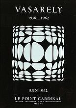 Vasarely Victor (1906-1977)  Affiche originale