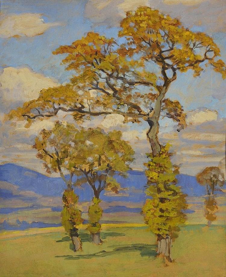 Jules Courvoisier (1884-1936)