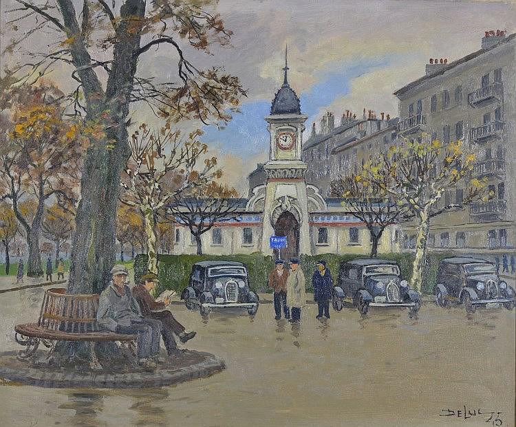 John Henri Deluc (1868-1958)