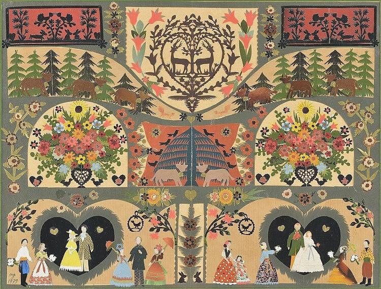 Suiveur de Louis David Saugy (1871-1953)