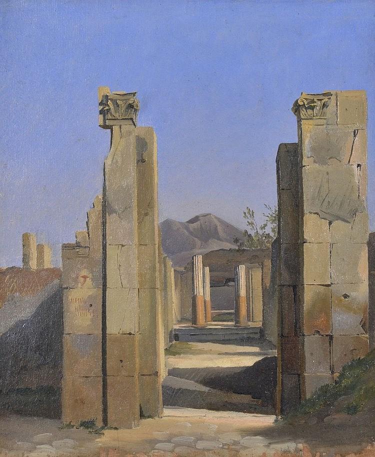 Attribué à Victor Bertin (1767-1842)
