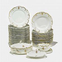 Limoges porcelain for sale at online auction buy rare limoges porcelain - De haviland porcelaine ...