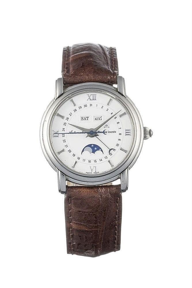 Maurice Lacroix, montre ronde automatique