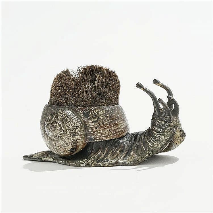 Escargot porte-aiguille