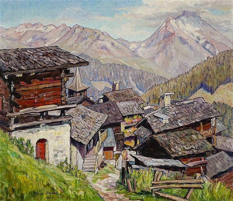 Alice Studer (1902-1973)