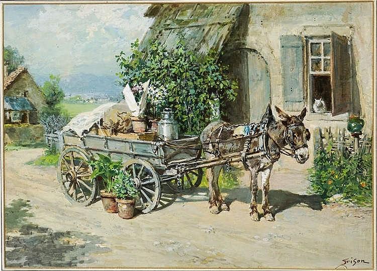 François-Adolphe Grison (1845-1914)