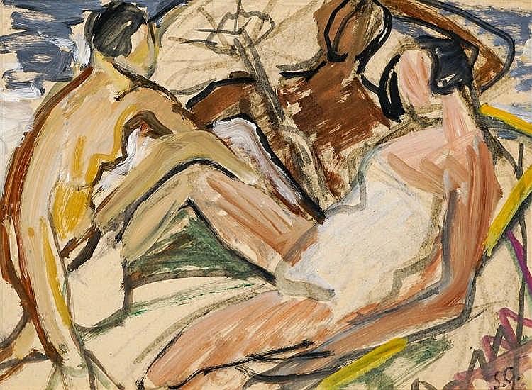 Stéphanie Guerzoni (1887-1970)
