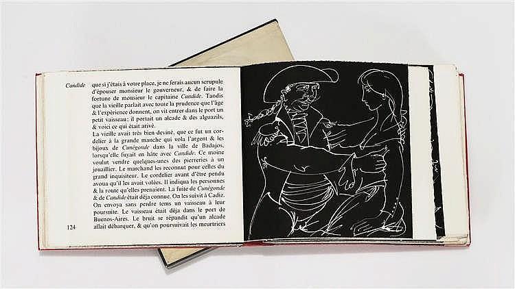 Han Erni (1909-2015) - Voltaire: Candide