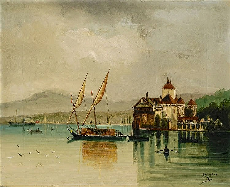 Chéri François Dubreuil (1828-c.1880)