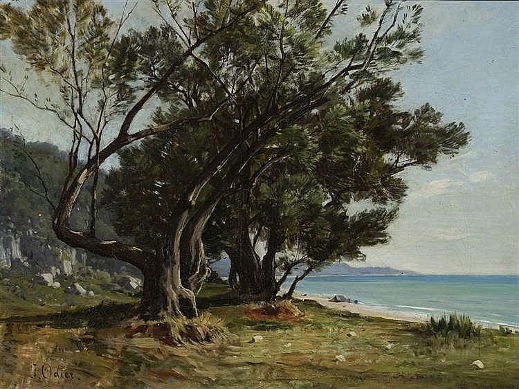 Jacques-Louis Odier (1853-1930)