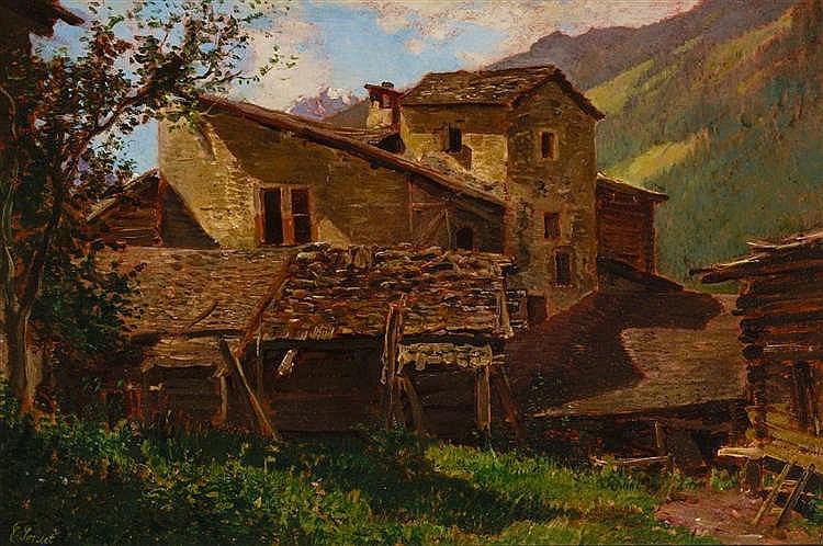 Eugene Sordet (1836 - 1915)