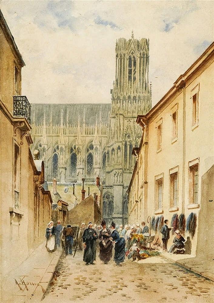 Alexandre Homo (1840-1889)