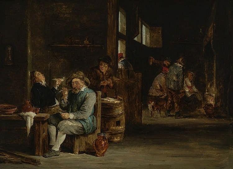 D'après David Teniers (1610-1690)