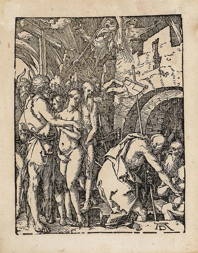 D'après Albert Dürer (1471-1528)