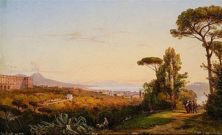 Giacinto Gigante (1806-1876)