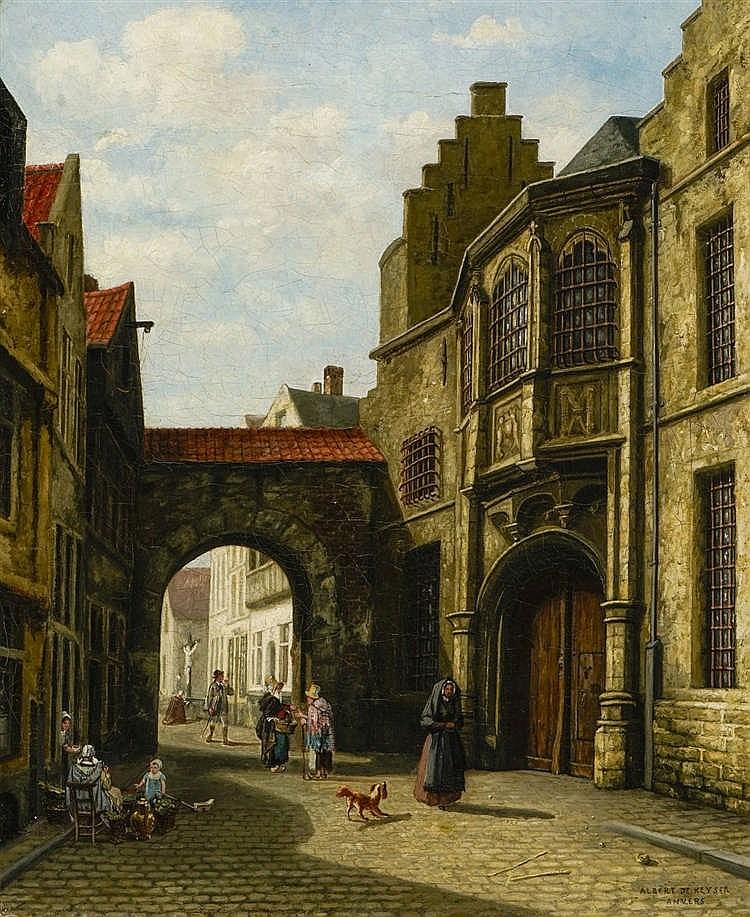 Albert de Keyser (1829-1890)