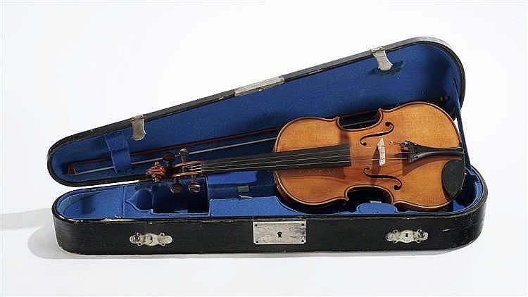 Violon par Charles Jean Baptiste Collin-Mezin (1841-1923)